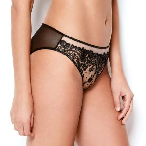 'Abrielle' Embroidered Knickers
