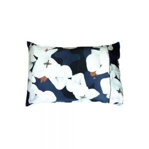 Silk Pillowcase in Camo Bloom