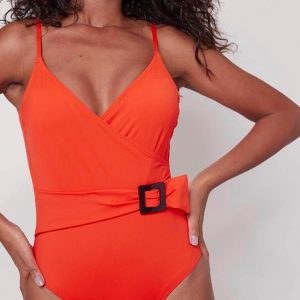 LouLou Padded one-piece Swimsuit